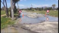 Minor post-quake liquefaction hits Christchurch