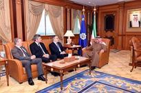 Interior Min., British envoy discuss common issues