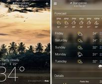 App Roundup: New Yahoo Weather and Mail Apps, Rediff Refreshes News App & India Code Finder for Android