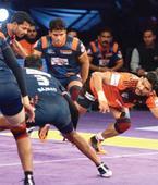 Kabaddi: Mumbai Might too Much for Warriors