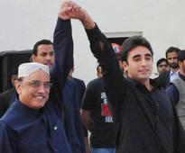 Zardari and Bilawal run PPP with various names