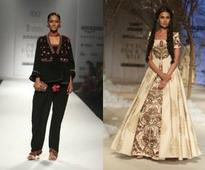 Day 2 of AIFW AW 2016: Earthy tones dominate the ramp