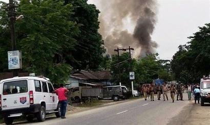 Kokrajhar attack suspect NDFB-s militant held