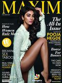 SUPER HOT: Pooja Hegde on Cover of Maxim India