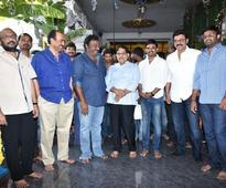 Venkatesh's Next With Maruthi Launched