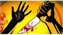 Duo held for stabbing man