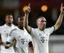 Bayern Munich pulls up Franck Ribery over former coach Pep Guardiola's criticism
