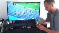 Man solves Rubik's Cube faster than Usain Bolt wins 100 metre race
