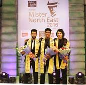 Animesh Pandit from Meghalaya becomes  7th Fair & Lovely Men Mega Mister North East