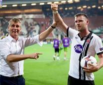 Zenit St Petersburg star Axel Witsel praises Dundalk ahead of Europa League clash