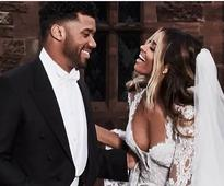 Russell Wilson reveals favorite part of tying the knot with Ciara