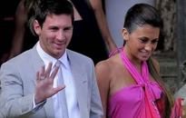 Argentine town braces for Messi's wedding