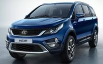 The new Tata Hexa, powered with 'Super Drive Modes'