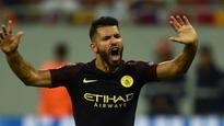 Sergio Aguero says he will continue to take penalties despite missing a couple in Steaua Bucharest game