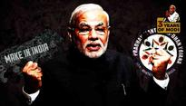 3 years & 3 cheers for Modi: Foreign policy, economic initiatives & farmer welfare