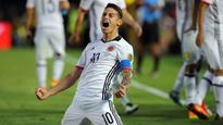 Paper Round: Real Madrid open to selling £50m James Rodriguez to Manchester United