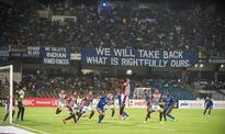 Mohun Bagan, East Bengal unite to support Bengaluru FC as they gear up to make history