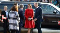 Duke and Duchess of Cambridge to visit military families in Victoria