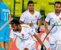 HIL: UP Wizards seal semi-final spot after 4-4 draw against Dabang Mumbai