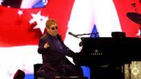 Hold us closer, shiny Elton