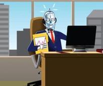 Enter the robo-financial adviser