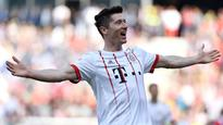 Forget Cristiano Ronaldo, Real Madrid should be concerned about stopping Robert Lewandowski, says Bayern Munich coach