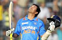 I don't like to set targets for myself: Tendulkar