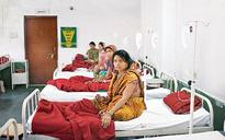 Female sterilisation is the first choice for family planning in India