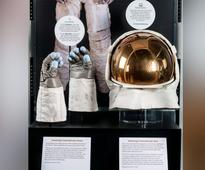 Armstrong's Moon Landing Artifacts Go on Display at Smithsonian