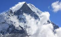 From the summit of Machhapuchhare to the Tibetan border, a story of the snow-capped Himalayas