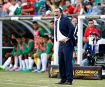 Chile coach rejoices after beating 'the best'