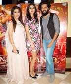 Riteish Deshmukh and Nargis Fakhri Promoted Their Film 'Banjo' in Delhi!