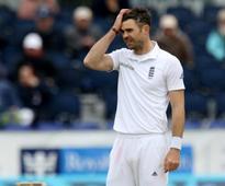James Anderson injury England's main concern ahead of Pakistan series