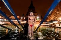 Sexy Selfies During Religious Ritual Horrify Conservative Russians