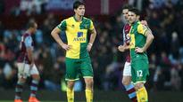 Norwich City lacking in all areas in defeat to Aston Villa