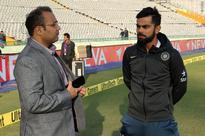 Kohli can emulate Ganguly as captain: Sehwag