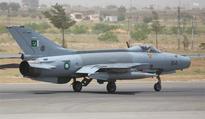 PAF pilot killed as fighter jet crashes near Jamrud