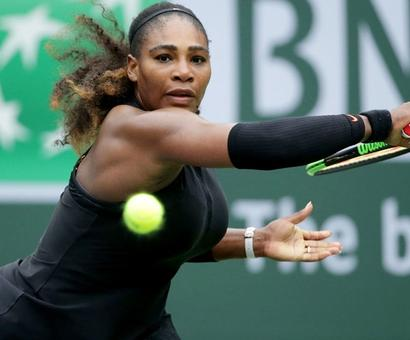 Indian Wells: Serena sets up showdown with sister Venus