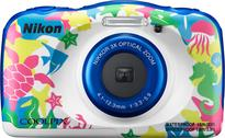 Nikon COOLPIX W100 Point-and-Shoot Camera is Tough, Dustproof, Waterproof, Shockproof and Freezeproof
