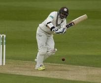 Surrey and Somerset draw Championship contest