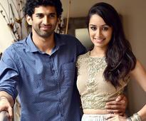Aditya back with Shraddha