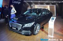 Hyundai Genesis Brand India Launch In Consideration