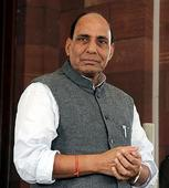 Path of Jainism can be antidote to terrorism: Rajnath