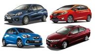 Honda Cars India sells 8,029 units in November, down 45% YoY
