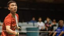 Young Chinese star topples top seed in NZ Badminton Open quarters