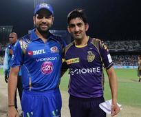 IPL 2017: Mumbai Indians Take on Kolkata Knight Riders In Qualifier 2
