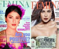 PIC: Priyanka Chopra on her first Femina cover