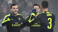 PSG gifts Arsenal Champions League group; Besiktas crashes out spectacularly