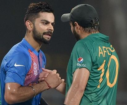 Team India's special retirement gift for Afridi