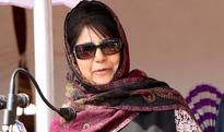 Jammu and Kashmir can show way to de-escalate tensions between India, Pakistan: Mehbooba Mufti